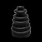 SOUFFLET de CARDAN 85mm x 89mm x 22mm TOYOTA LN165/170