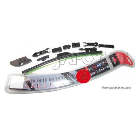 BALAI d'ESSUIE-GLACE 530mm avec déflecteur KUN25/26