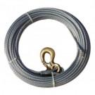 CABLE ACIER GALVA 30m - diam 10mm