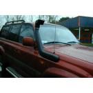 Snorkel AIRFLOW pour Toyota HDJ/HZJ80 (droit) (10/3')