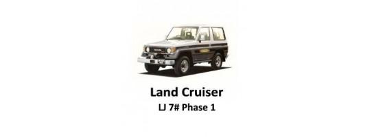 LJ70/73 Phase 1
