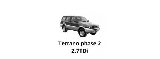 TERRANO II 2.7TDi