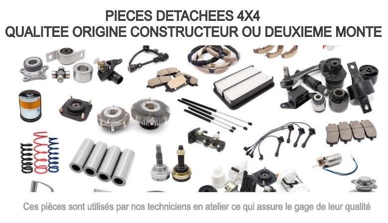 Gapa4x4 sp cialiste pi ces 4x4 et accessoires 4x4 garage for Garage specialiste 4x4 loiret