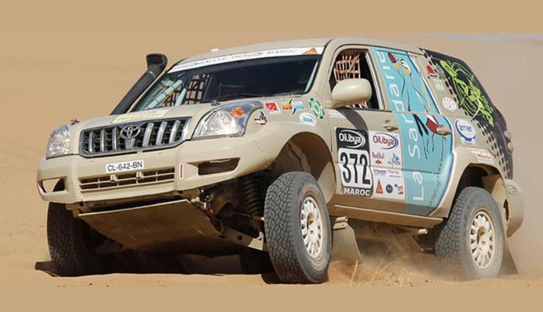 Dakar gapa 4x4
