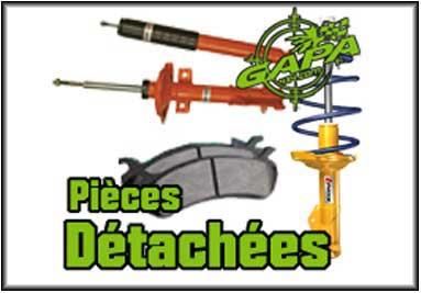 Pieces detachees gapa 4x4