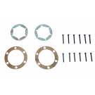 KIT 12 BOULONS + JOINTS pour 2 MOYEUX AVM TOYOTA LN105/110