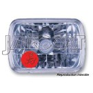 OPTIQUE Rectangulaire Verre Lisse MITSUBISHI L200 K34