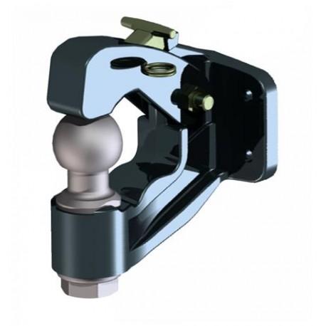 CHAPE MIXTE 4 TROUS ENTRAXE 90X50mm TROUS Ø 13mm