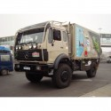 CAMION 4x4 Mercedes 1935 AK HOMOLOGUE
