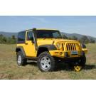 Snorkel SAFARI pour Jeep Wrangler JK diesel (Conduite a droite)
