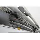 Barres de toit RHINO RACK Sportz Navara D40+ fixations sur barres OE
