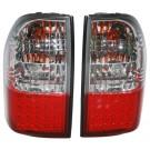 KIT 2 FEUX Arrières à LED MITSUBISHI L200 K74