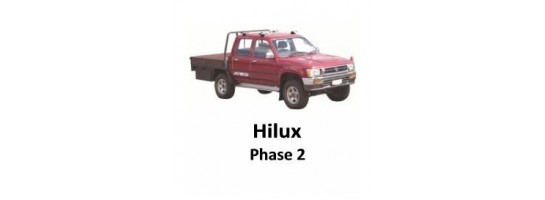 HILUX Phase 2