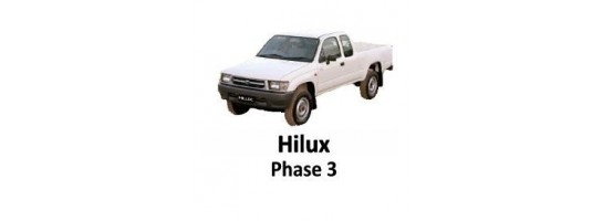 HILUX Phase 3