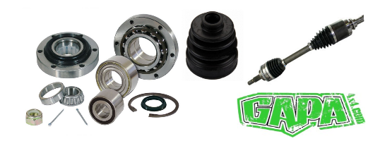 Suspension Arriere Ford Ranger III