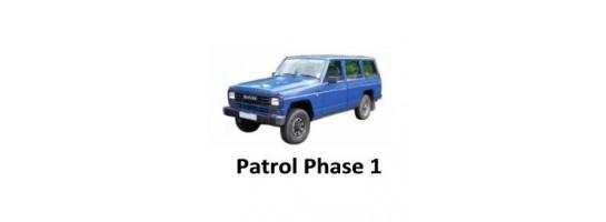 PATROL PHASE 1