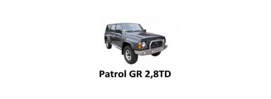 PATROL GR 2.8TD