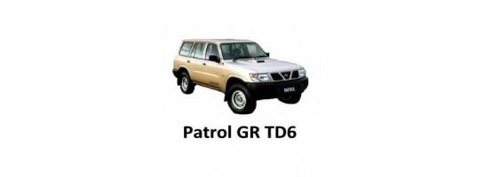 PATROL GR TD6
