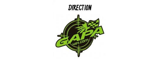 Direction Defender 2.5D