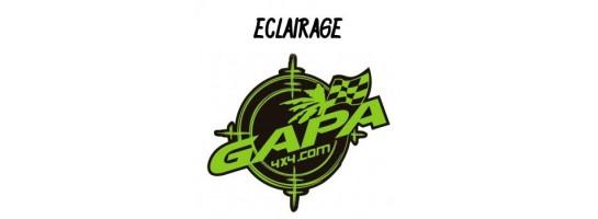 Eclairage Defender 2.5D