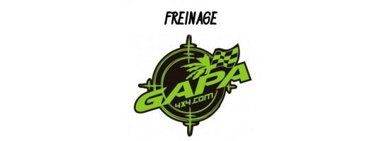 Freinage Defender 2.5TD