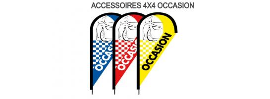 ACCESSOIRES 4X4 OCCASION